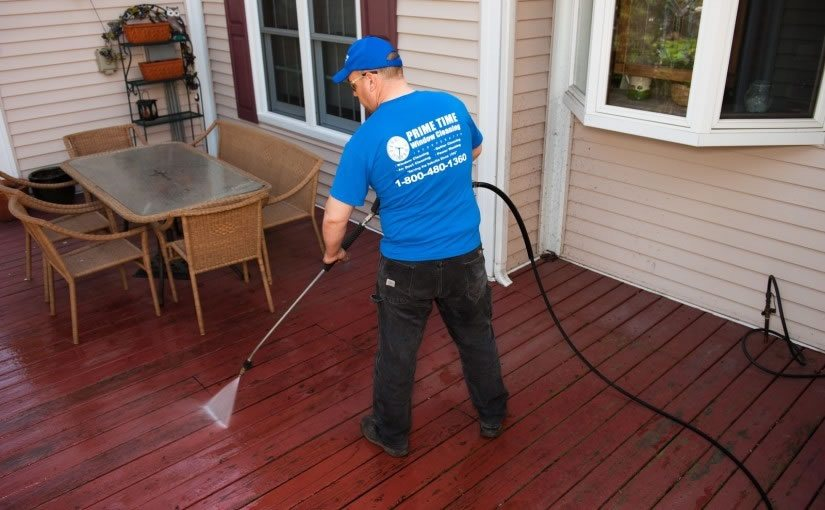 $50 Off on Power Washing Services