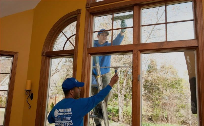 $40 Off on Window Cleaning Services